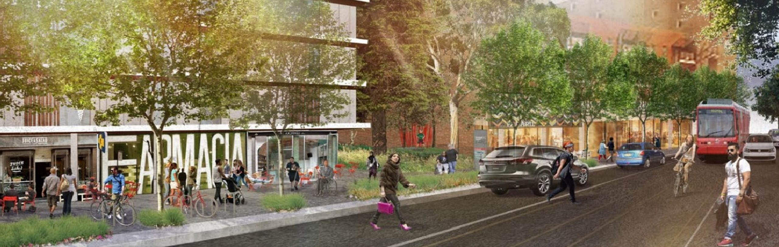 AUSTRALIA'S LARGEST HEALTH PRECINCT MAY BE JUST THE BEGINNING